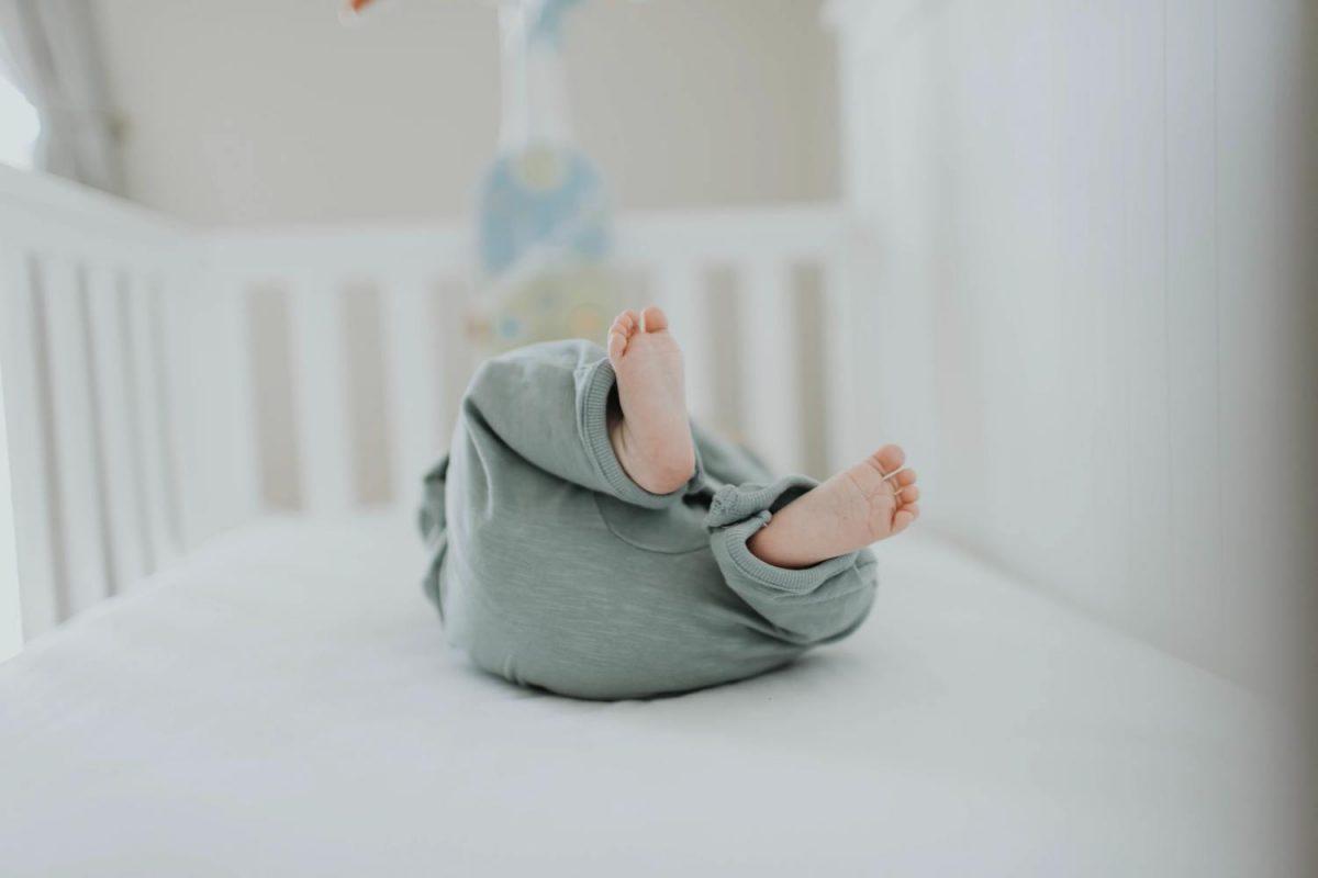 Schoenmaat baby